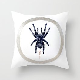 Taratula Throw Pillow