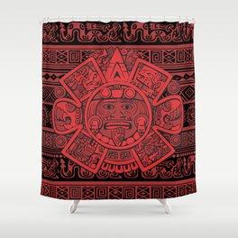 aztec Shower Curtain