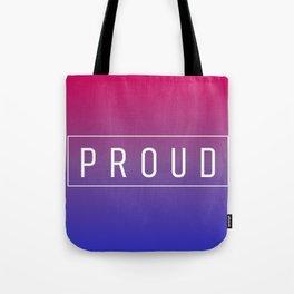 Bisexual Flag v2 - Pride Tote Bag