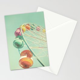 Rainbow Wheel Stationery Cards