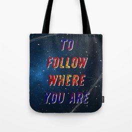 I'm wishing on a Star #2 - 50 Years Moonlanding Tote Bag