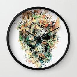 Momento Mori XIV Wall Clock