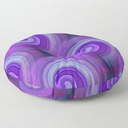 2D - abstraction -b- Floor Pillow