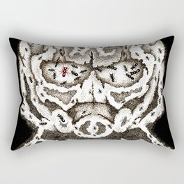 Ant-Man Poster B&W VARIANT Rectangular Pillow