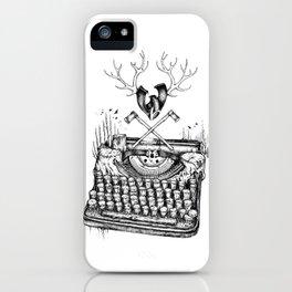 Wonderwood iPhone Case
