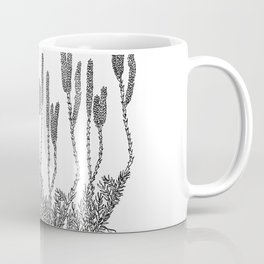 Club moss Coffee Mug