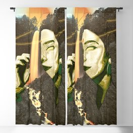 Sunny Disposition Blackout Curtain