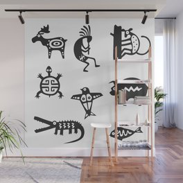 Animals Wall Mural