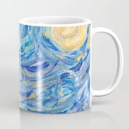 wind blown night sky Coffee Mug