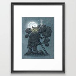 Nightwatch Framed Art Print