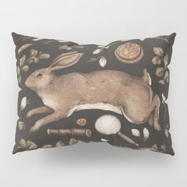 Rabbit's Garden Collection Pillow Sham