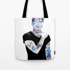 Adam Levine Tote Bag
