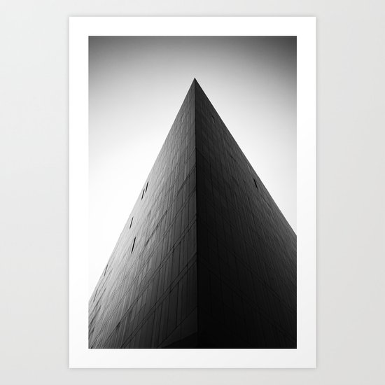 Ministry of Truth Art Print