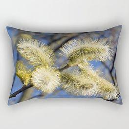 WILLOW CATKINS  Rectangular Pillow