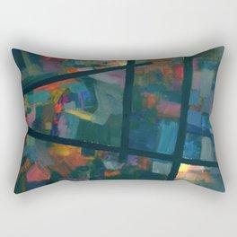 Spectrum 3 Rectangular Pillow