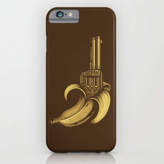 Banana Gun iPhone & iPod Case