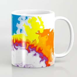 Rainbow Spurt 02 Coffee Mug