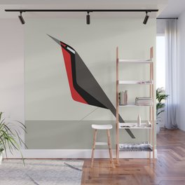 Loica chilena / Long-tailed meadowlark Wall Mural