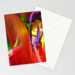 Look into the light Stationery Cards