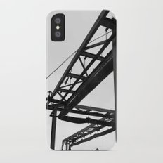 Zig Zag iPhone X Slim Case
