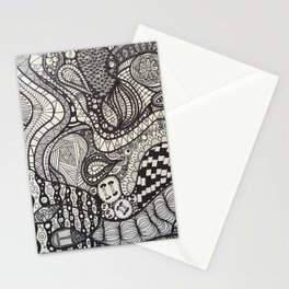 My People Stationery Cards