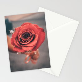 Only See Beautiful Roses Stationery Cards