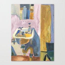 TKD - Albert St Canvas Print