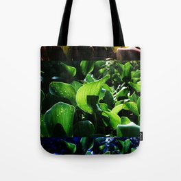 FRICTION BETWEEN THE CONTRAST Tote Bag