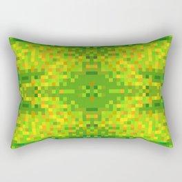 Gif Glitch Tapestry - 01 Rectangular Pillow