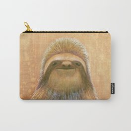Golden Sloth Carry-All Pouch