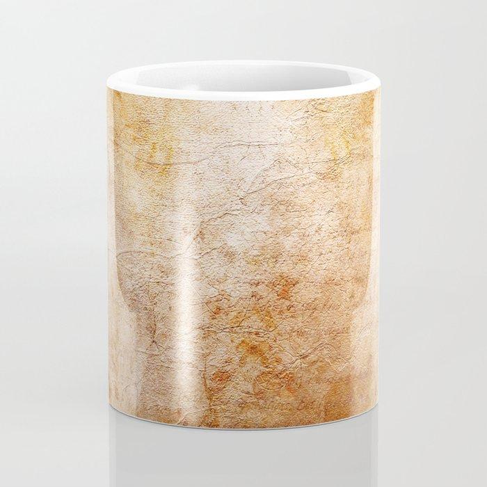 Antique Vintage Nostalgic Texture Coffee Mug