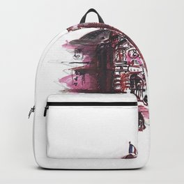 Le Palais du Luxembourg Backpack