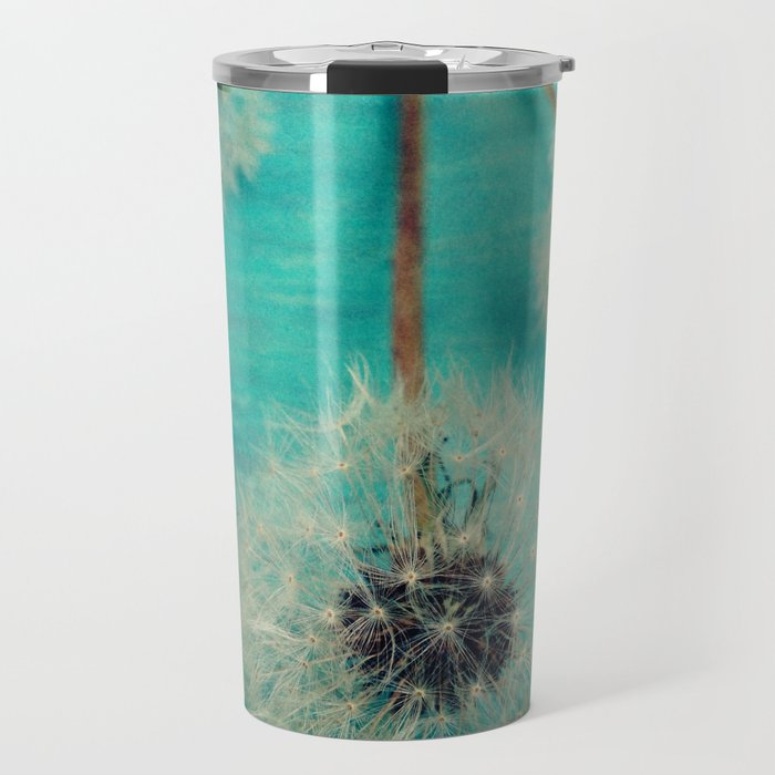 Three Wishes Travel Mug