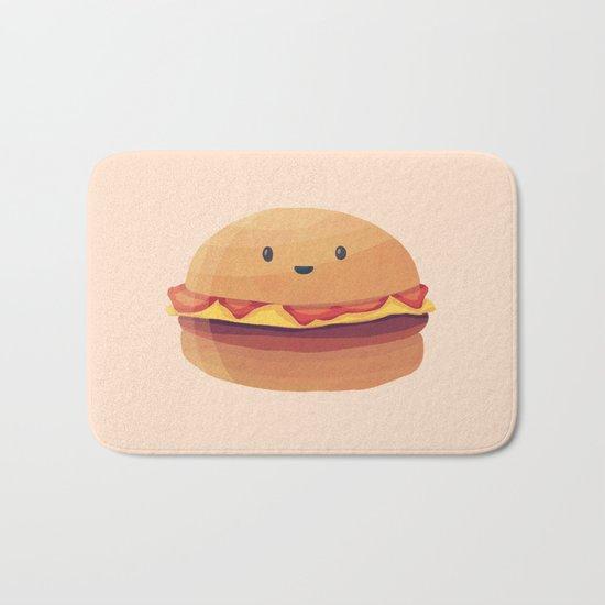 Burger Buddy Bath Mat