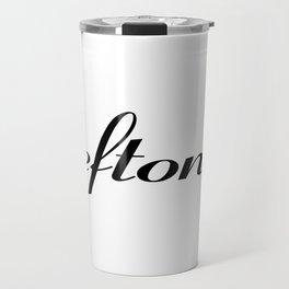 Deftone Travel Mug