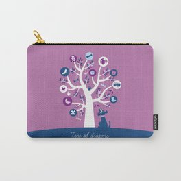 Tree of dreams Carry-All Pouch