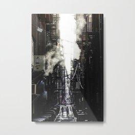 Boston Alley Metal Print