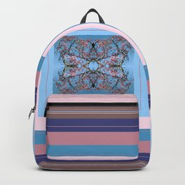 Magnolia Mandala Backpack