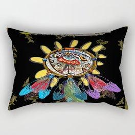 dream catchers dreaming Rectangular Pillow