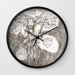Do hors, do will Wall Clock