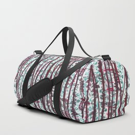 ABS-Pattern Duffle Bag
