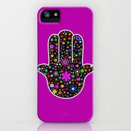 Fatima's Hand iPhone Case