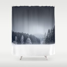 Fields of dreams Shower Curtain
