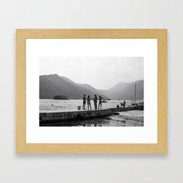 Montenegro Framed Art Print