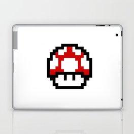 Mario Shroom Laptop & iPad Skin