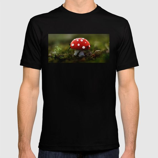 the real world T-shirt