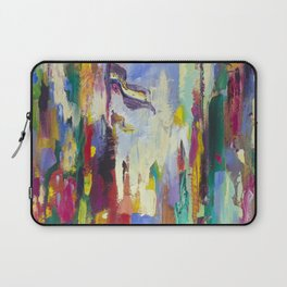 A Day in Chicago Laptop Sleeve