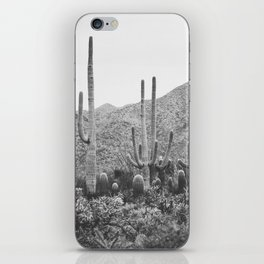 A Gathering of Cacti, No. 2 iPhone Skin