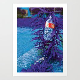 Next pure lie Art Print