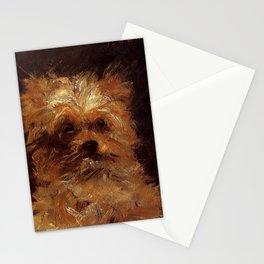 "Édouard Manet ""Bob, Chien Griffon"" Stationery Cards"
